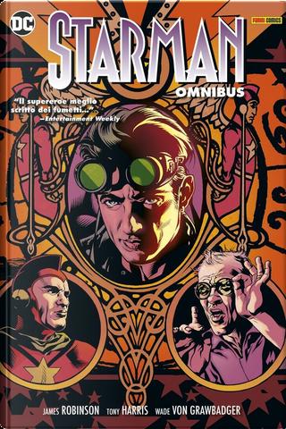 Starman vol. 1 by James Robinson, Tony Harris, Wade Von Grawbadger