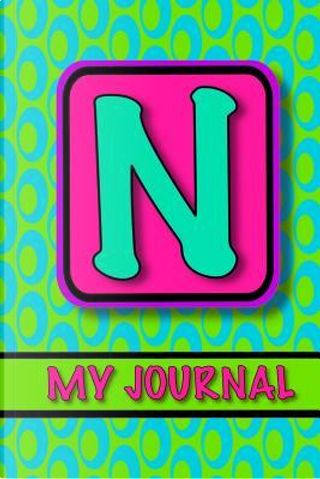 Monogram Journal for Girls by Kids Journals