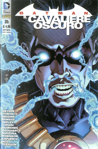 Batman Il Cavaliere Oscuro, n. 35 by Peter J. Tomasi, Tim Seeley, Scott Snyder, James Tynion IV, Kyle Higgins, Ray Fawkes
