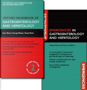 Oxford Handbook of Gastroenterology and Hepatology and Emergencies in Gastroenterology and Hepatology Pack by Stuart Bloom