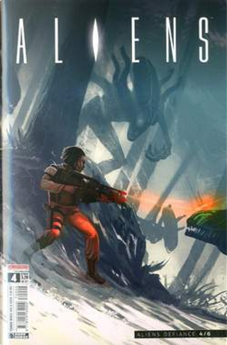 Aliens #4 by Brian Wood