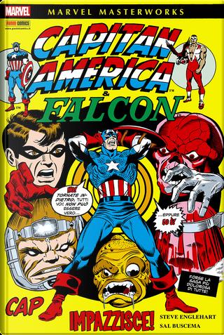 Marvel Masterworks: Capitan America vol. 8 by Mike Friedrich, Steve Englehart, Roy Thomas, Tony Isabella