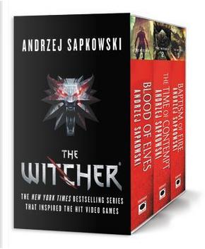 The Witcher Set by Andrzej Sapkowski