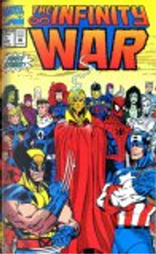 Infinity War by Jim Starlin