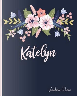 Katelyn, Academic Planner by Panda Studio