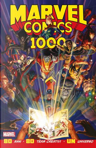 Marvel comics 1000 by Al Ewing