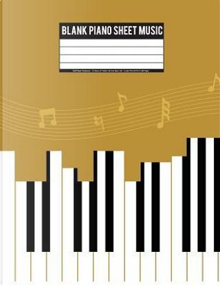 Blank Piano Sheet Music by Sw33t Sw3n
