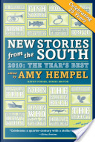 New stories from the South, 2010 by Amy Hempel
