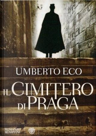 Il cimitero di Praga by Umberto Eco