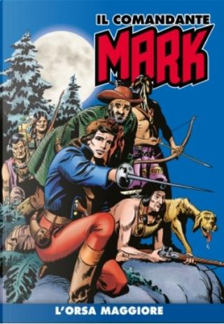 Il comandante Mark cronologica integrale a colori n. 31 by EsseGesse, Mario Volta
