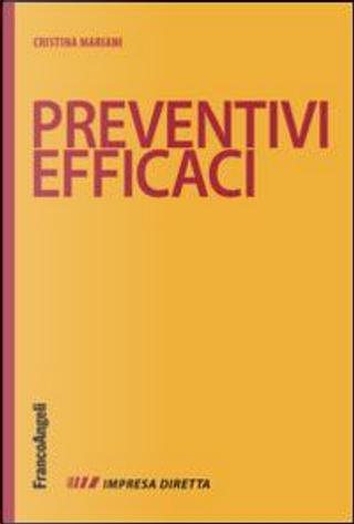 Preventivi efficaci by Cristina Mariani