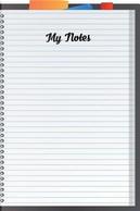 My Notes by Pea Ridge Publishing