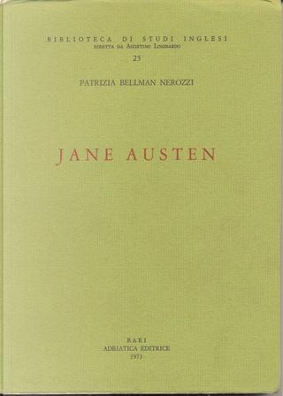 Jane Austen by Patrizia Bellman Nerozzi