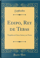 Edipo, Rey de Tebas by Sophocles Sophocles