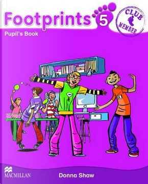 Footprints 5 Pupil's Book Pack by Carol Read