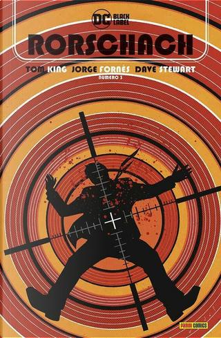 Rorschach vol. 3 by Dave Stewart, Jorge Fornés, Tom King