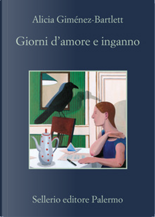 Giorni d'amore e inganno by Alicia Gimenez-Bartlett