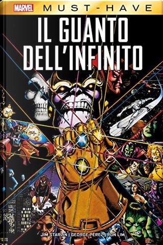 Il guanto dell'infinito vol. 11 by George Pèrez, Jim Starlin, Ron Lim