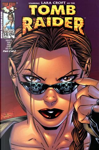 Tomb Raider #14 by Dan Jurgens