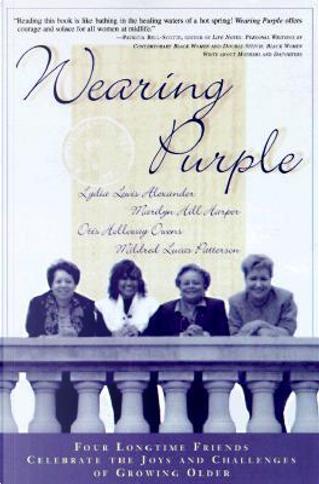 Wearing Purple by Marilyn Hill Harper