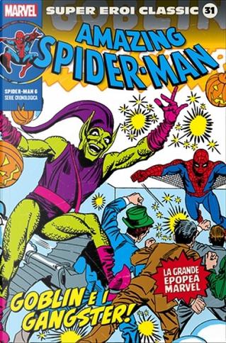 Super Eroi Classic vol. 31 by Stan Lee