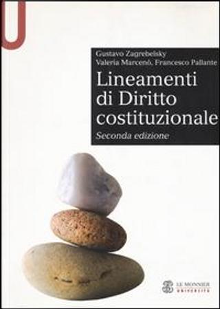 Lineamenti di diritto costituzionale by Gustavo Zagrebelsky