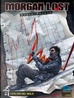 Morgan Lost - Black Novels n. 1 by Claudio Chiaverotti