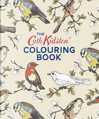 Florals Colouring Book by Cath Kidston