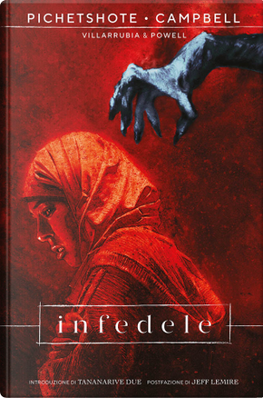 Infedele by Pornsak Pichetshote