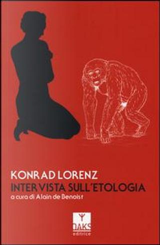 Intervista sull'etologia by Konrad Lorenz