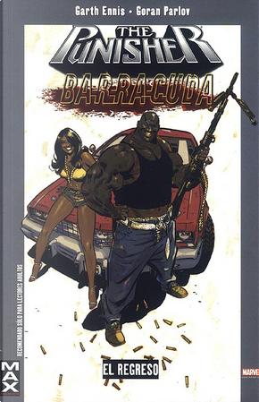 Max. Punisher: Barracuda by Garth Ennis