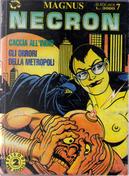 Necron - Caccia all'indio - Gli orrori della metropoli by Ilaria Volpe, Magnus