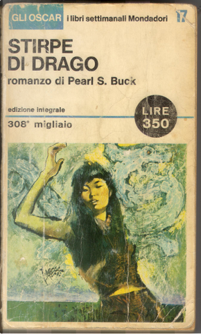 Stirpe di drago by Pearl S. Buck