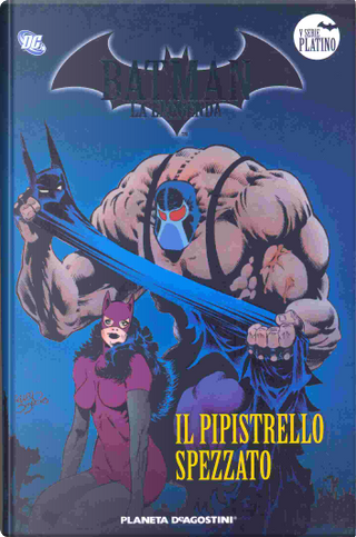 Batman la Leggenda n. 53 by Chuck Dixon, Dick Giordano, Doug Moench, Graham Nolan, Jim Aparo, Josef Rubinstein, Klaus Janson, Rick Burchett, Scott Hanna