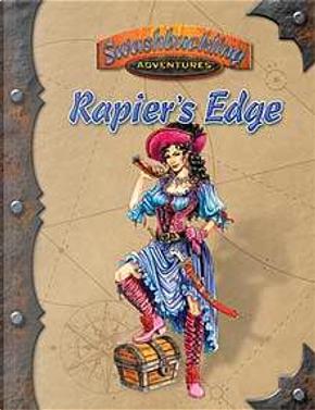 Rapier's Edge by Dana DeVries, Patrick Parrish