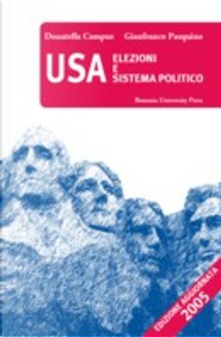 USA: elezioni e sistema politico by Donatella Campus, Gianfranco Pasquino