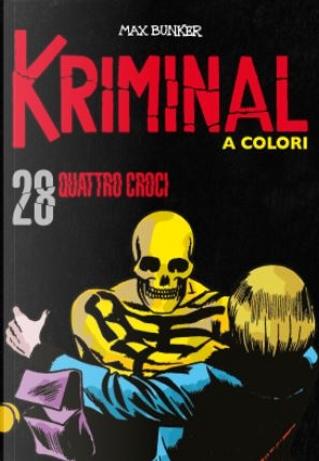 Kriminal a colori - Vol. 28 by Max Bunker