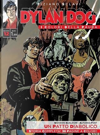 Dylan Dog - I colori della paura n. 12 by Giovanni Gualdoni