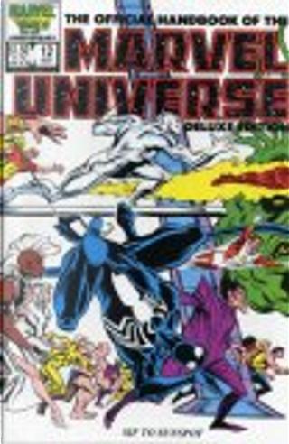 Essential Official Handbook of the Marvel Universe - Deluxe Edition, Vol. 2 by Dave Cockrum, John Romita Jr., Mark Gruenwald, & others, Bob Layton, John Byrne, Eliot R. Brown, Peter Sanderson