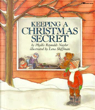 Keeping a Christmas Secret by Phyllis Reynolds Naylor
