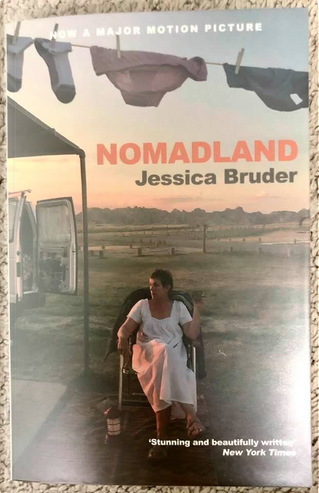 Nomadland by Jessica Bruder