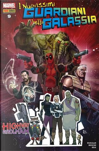 I Nuovissimi Guardiani della Galassia vol. 9 by Gerry Duggan