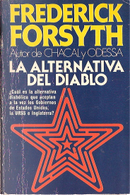 La alternativa del diablo by Frederick Forsyth