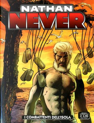 Nathan Never n. 352 by Michele Medda