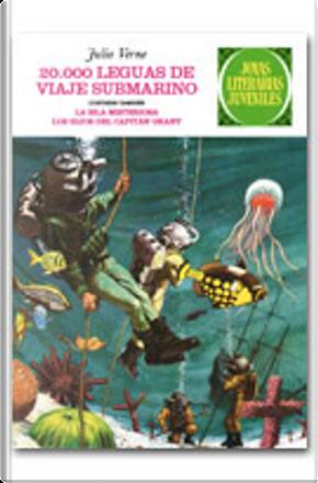 20.000 leguas de viaje submarino - La isla misteriosa - Los hijos del capitán Grant by Jules Verne