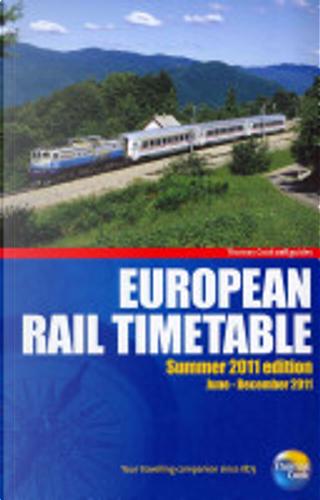 European Rail Timetable Summer 2011 by Thomas Cook Publishing
