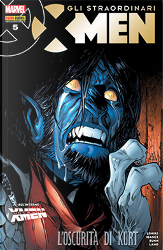 Gli incredibili X-Men n. 315 by Cullen Bunn, Jeff Lemire, Max Bemis