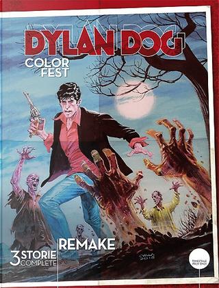 Dylan Dog Color Fest n. 18 by Fabrizio Accatino, Giovanni Eccher, Roberto Recchioni
