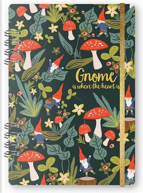 Gnome Is Where the Heart Is 2019 Planner by Willow Creek Press