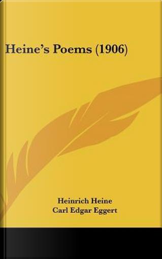 Heine's Poems (1906) by HEINRICH HEINE